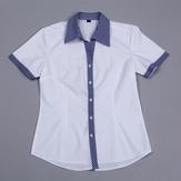 梦江南员工衬衫定制YG-003款