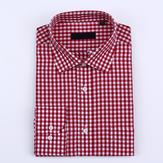 休闲水洗衬衫